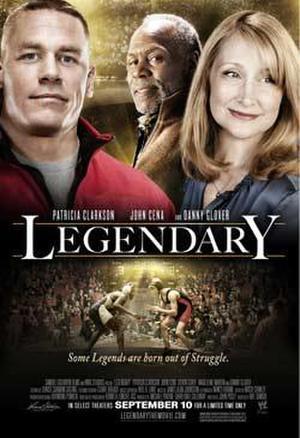 """Poster art for """"Legendary."""""""